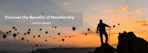 Discover the benefits of membership - click for details